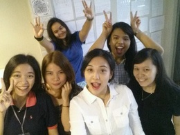 TPL girls staff ^^