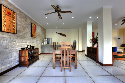 Villa Ultima Kitchen & Diningroom