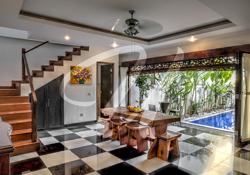 Villa Ultima Bali Stairs