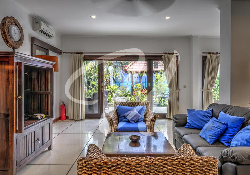 Villa Ultima Bali Living Room