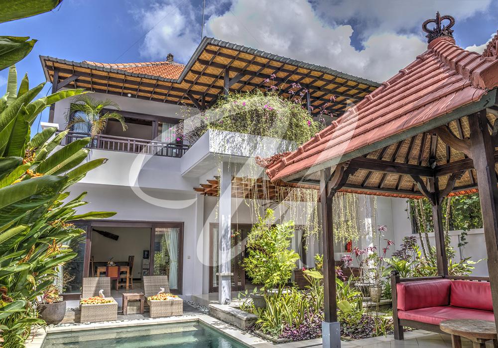 Villa Ultima Bali Villa Exterior