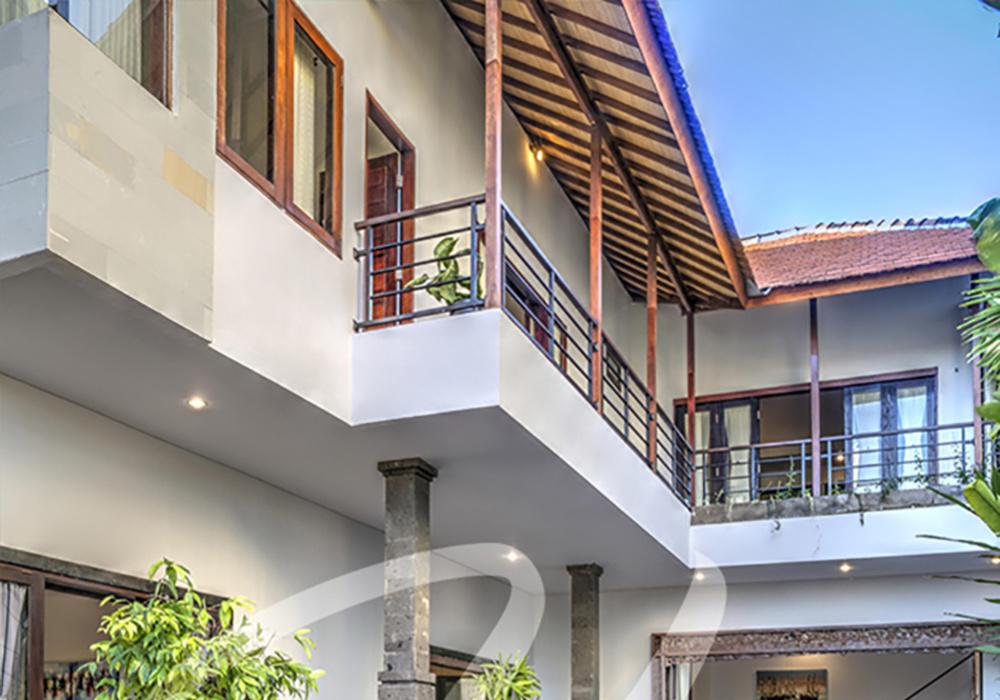 Villa Ultima Bali Building