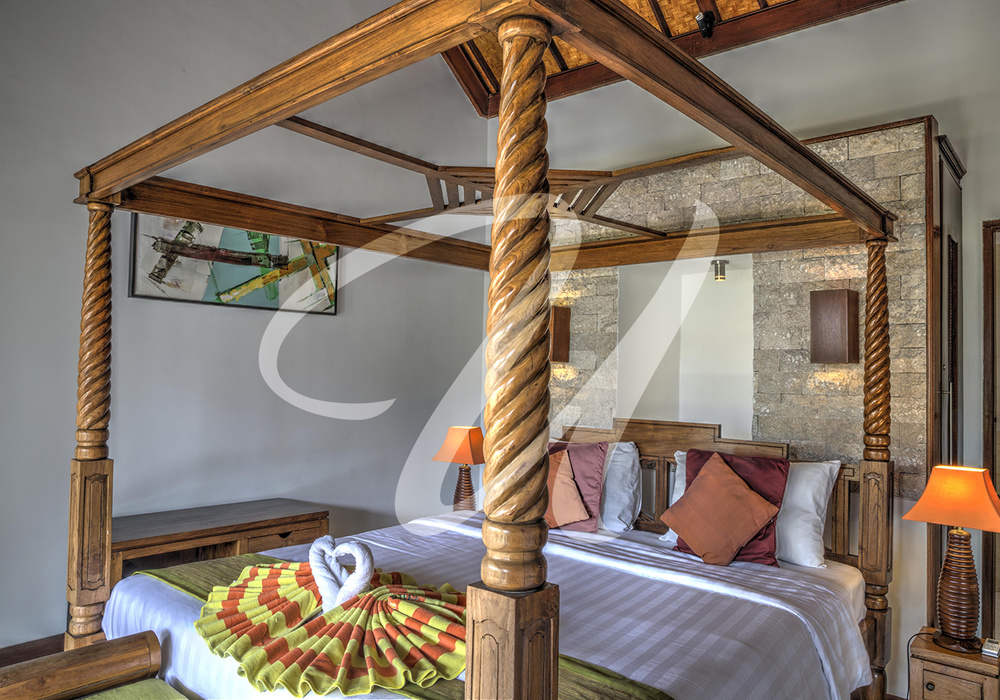 Villa Ultima Bali Bed Room