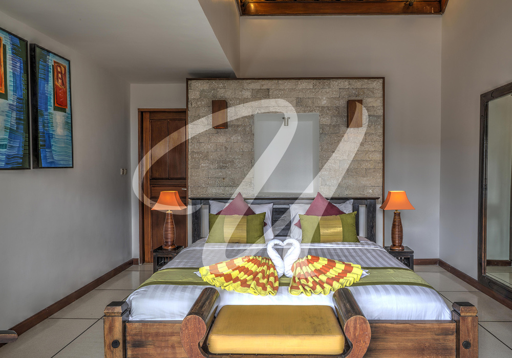 Villa Ultima Bali Bedroom