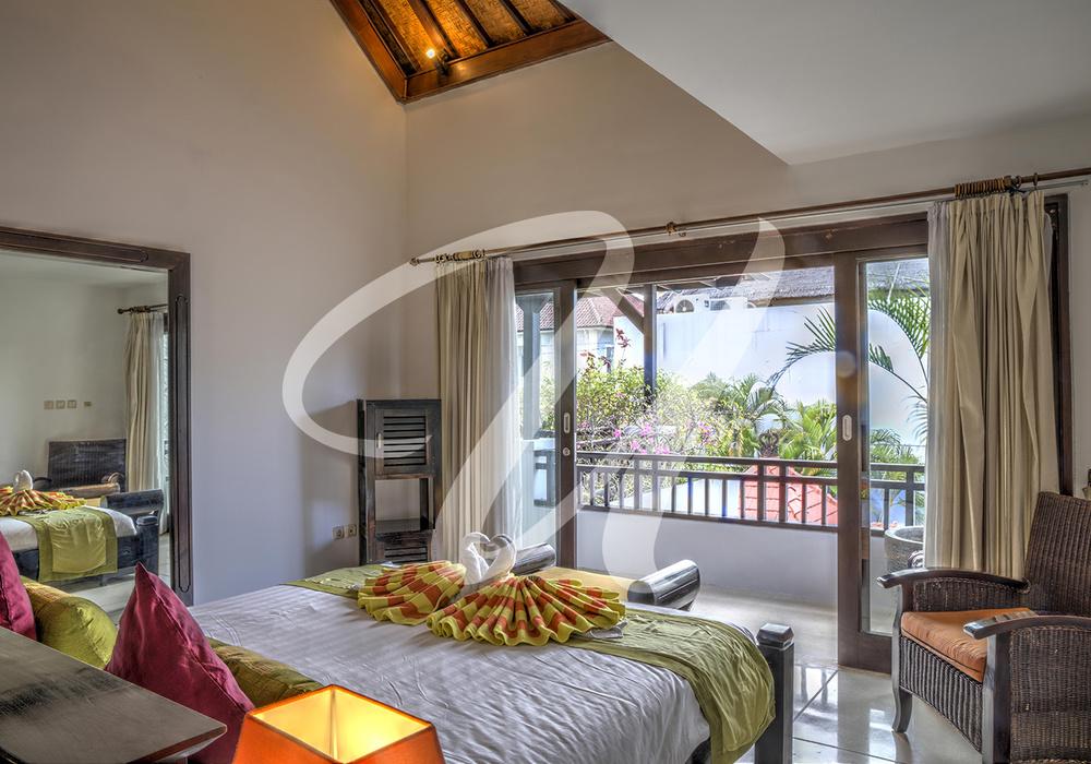 Villa Ultima Bali Master Bedroom