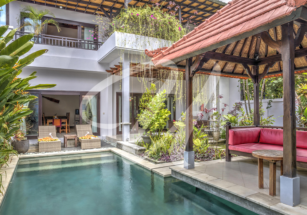 Villa Ultima Bali Gazebo