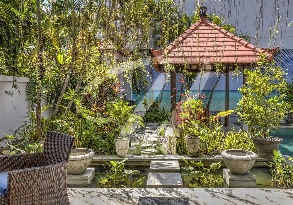 Villa Ultima Bali Outdoor Garden