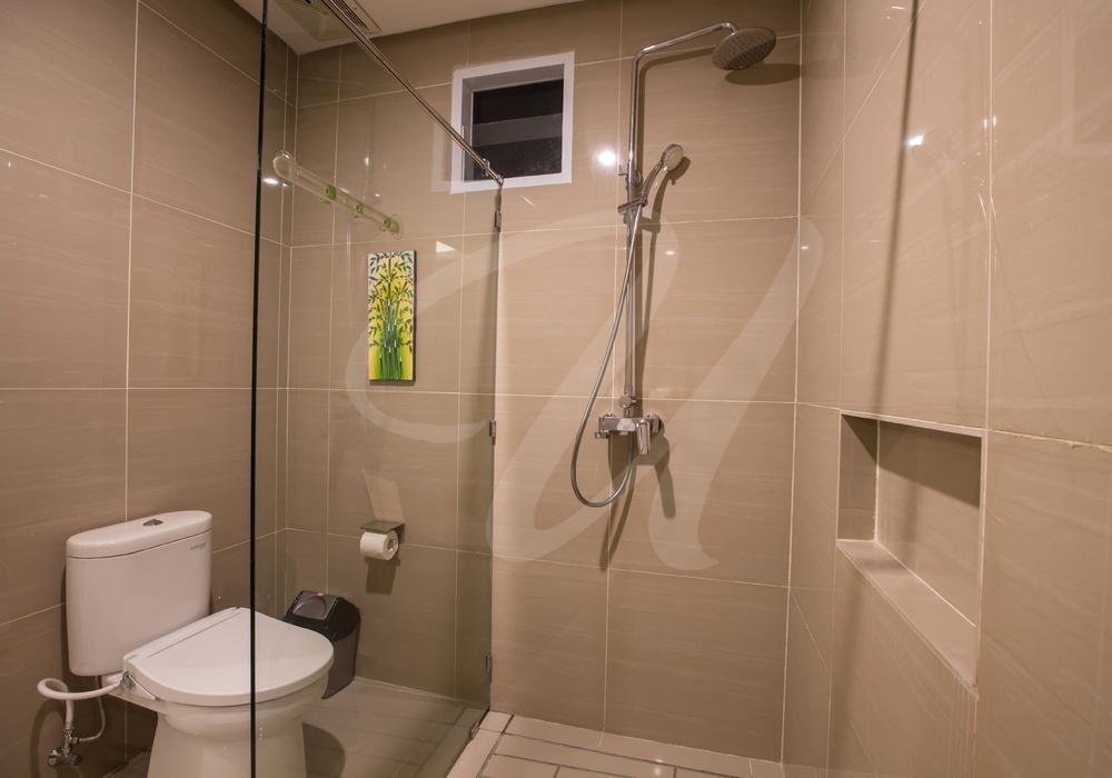 Villa Ultima Bali Bathroom Master