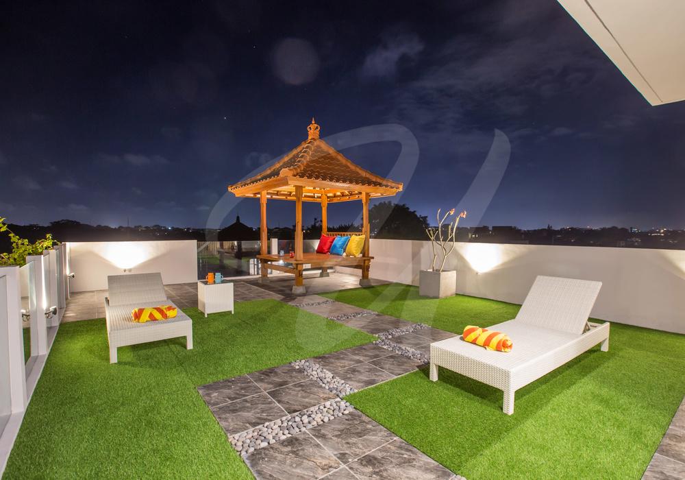 Villa Ultima Bali Rooftop