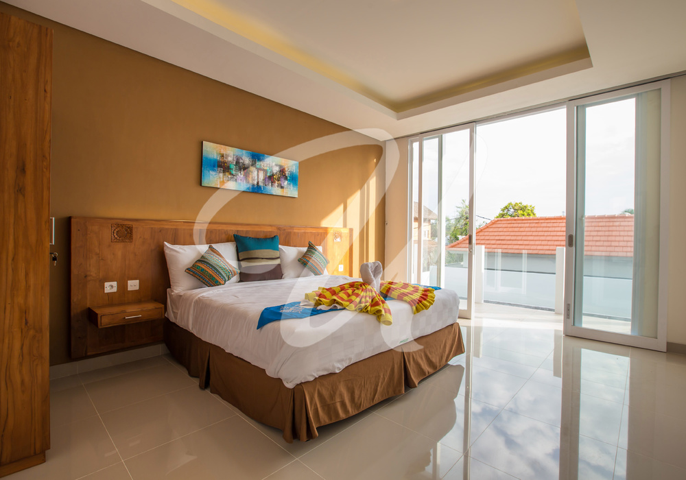 Villa Ultima Bali Bedroom 3