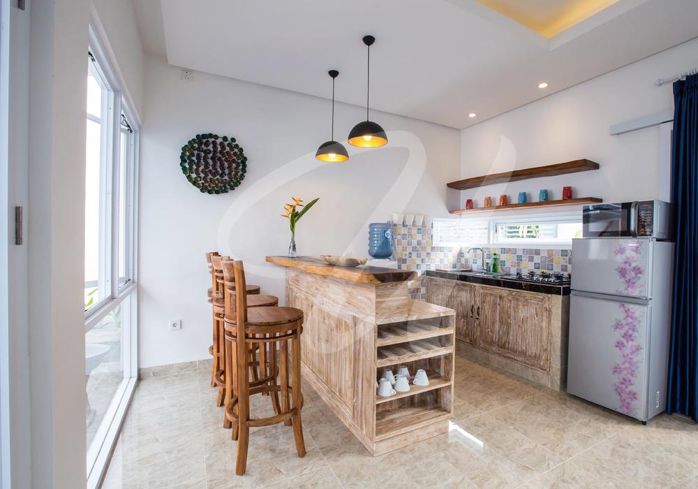 Villa Ultima Bali Kitchen
