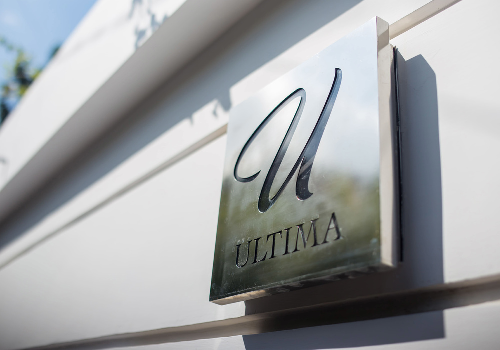 Villa Ultima Bali Logo Ultima